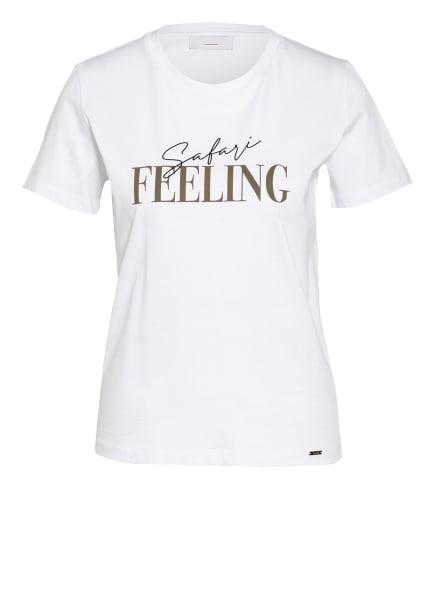 CINQUE T-Shirt CISAFIR, Farbe: WEISS (Bild 1)