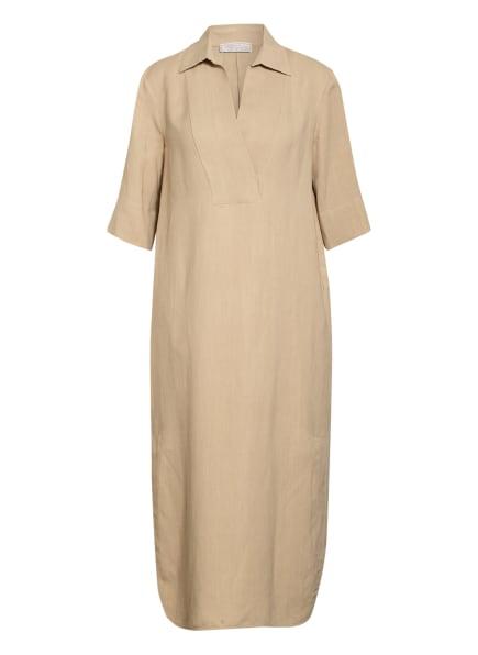 ANTONELLI firenze Kleid LUCILLA mit 3/4-Arm, Farbe: BEIGE (Bild 1)