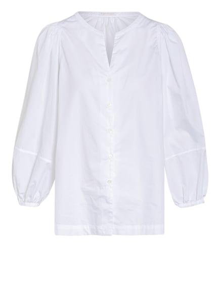 ROBERT FRIEDMAN Bluse ISA mit 3/4-Arm, Farbe: WEISS (Bild 1)