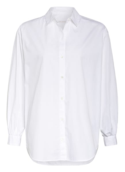 ROBERT FRIEDMAN Oversized-Hemdbluse, Farbe: WEISS (Bild 1)
