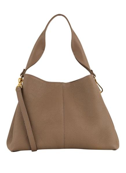 PANTO Hobo-Bag, Farbe: TAUPE (Bild 1)