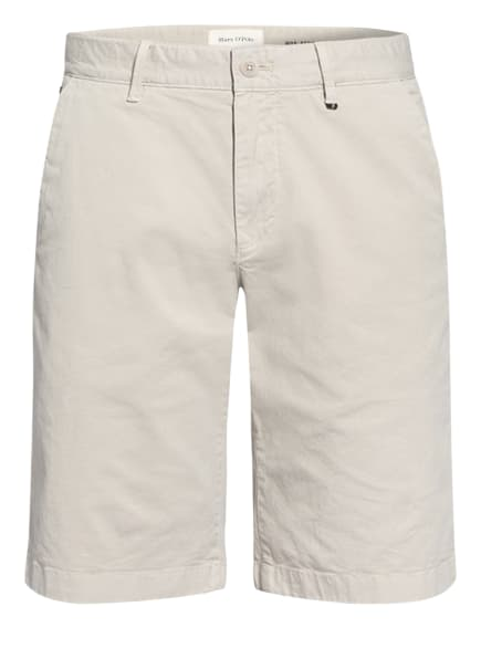 Marc O'Polo Chino-Shorts Regular Fit, Farbe: HELLGRAU (Bild 1)