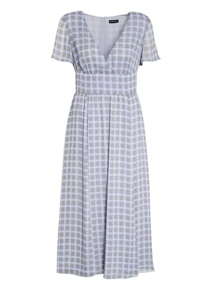 EMPORIO ARMANI Kleid, Farbe: HELLBLAU/ GRAU/ ECRU (Bild 1)