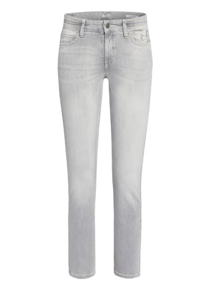 CAMBIO 7/8-Jeans PARIS mit Schmucksteinbesatz, Farbe: 5337 summer grey delight (Bild 1)