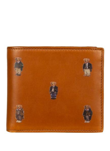 POLO RALPH LAUREN Geldbörse, Farbe: COGNAC (Bild 1)