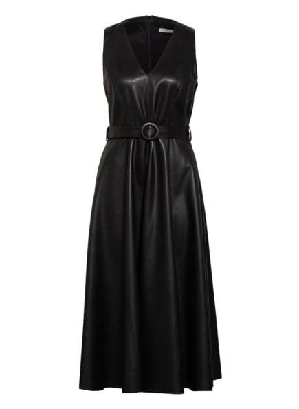 MARELLA Kleid CRIZIA in Lederoptik , Farbe: SCHWARZ (Bild 1)