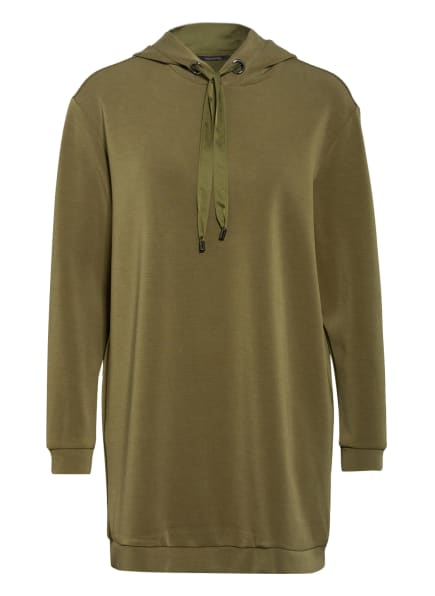 comma Oversized-Hoodie, Farbe: OLIV (Bild 1)