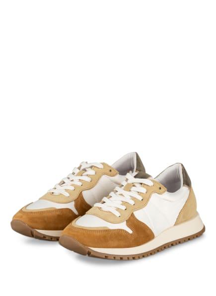 Mrs & HUGS Sneaker, Farbe: WEISS/ BEIGE (Bild 1)