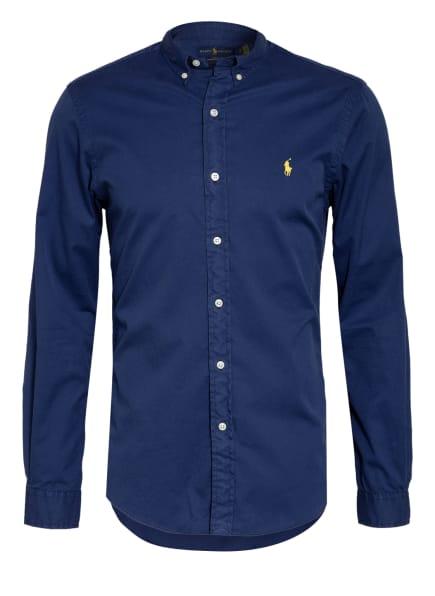 POLO RALPH LAUREN Hemd Slim Fit, Farbe: BLAU (Bild 1)