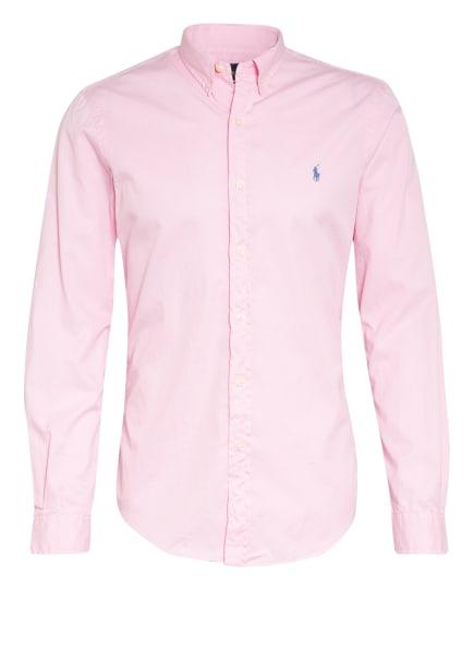POLO RALPH LAUREN Hemd Slim Fit, Farbe: ROSA (Bild 1)