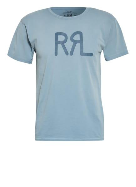 RRL T-Shirt, Farbe: HELLBLAU (Bild 1)