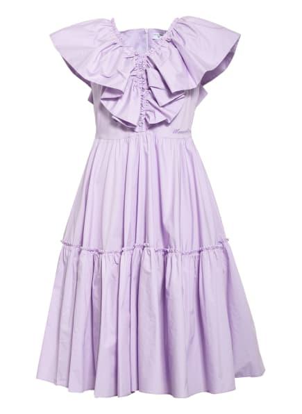 MONNALISA Kleid mit Volantbesatz, Farbe: HELLLILA (Bild 1)