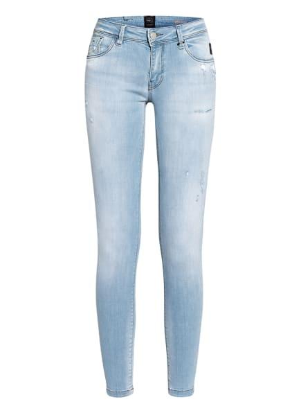 ER ELIAS RUMELIS Skinny Jeans ERCOURTNEY , Farbe: 631 washed out blue (Bild 1)