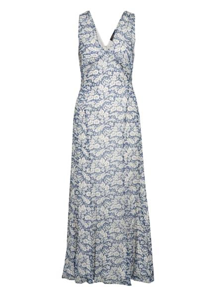 POLO RALPH LAUREN Kleid , Farbe: BLAU/ CREME (Bild 1)