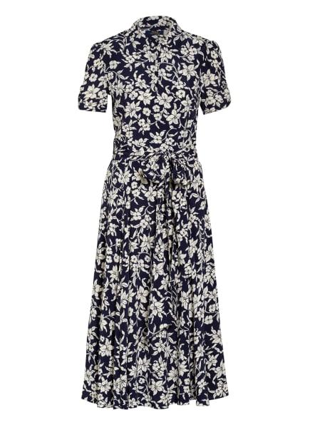 POLO RALPH LAUREN Kleid , Farbe: DUNKELBLAU/ WEISS (Bild 1)
