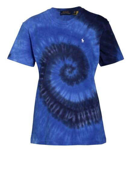POLO RALPH LAUREN T-Shirt, Farbe: BLAU/ DUNKELBLAU (Bild 1)