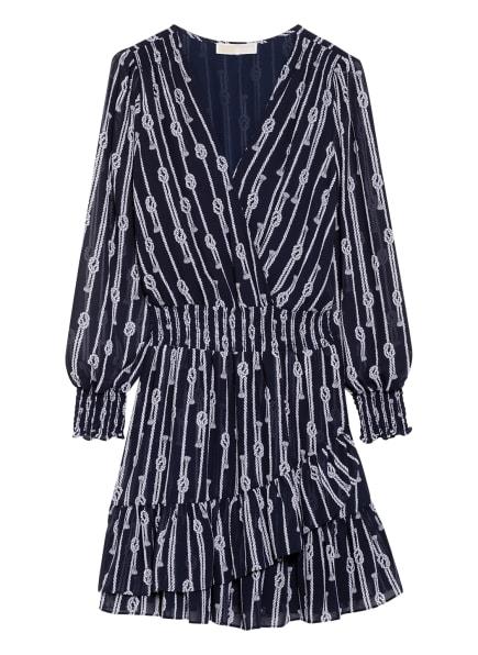 MICHAEL KORS Kleid JULIA, Farbe: 482 MDNTBL/WHT (Bild 1)
