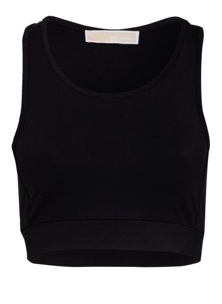 MICHAEL KORS Sport-BH, Farbe: 001 BLACK (Bild 1)