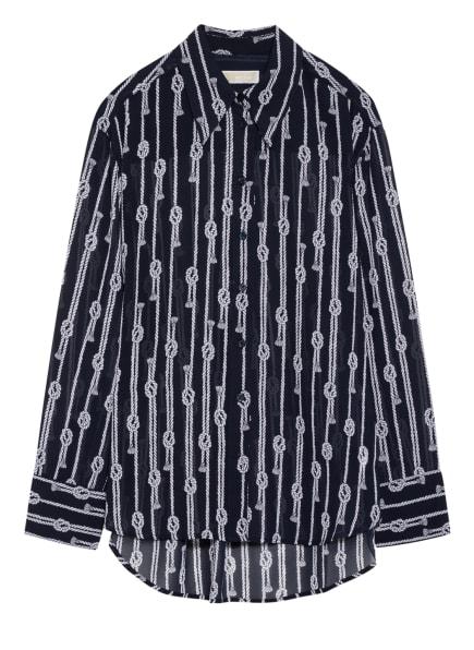 MICHAEL KORS Oversized-Bluse, Farbe: 482 MDNTBL MLTI (Bild 1)
