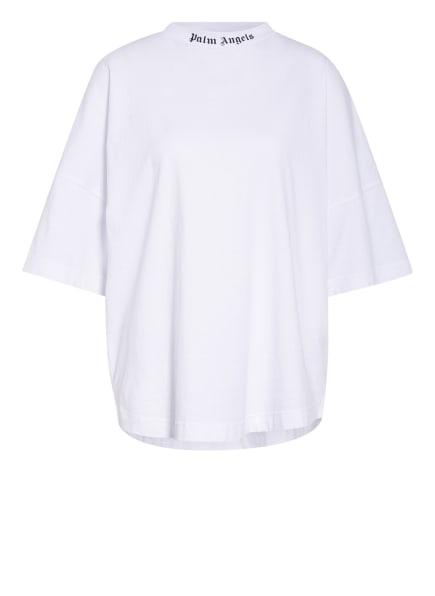 Palm Angels Oversized-Shirt, Farbe: WEISS/ SCHWARZ (Bild 1)