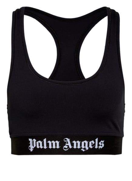 Palm Angels Sport-BH, Farbe: SCHWARZ/ WEISS (Bild 1)