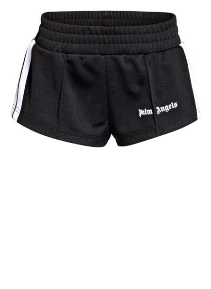 Palm Angels Shorts mit Galonstreifen, Farbe: SCHWARZ/ WEISS (Bild 1)