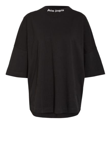 Palm Angels Oversized-Shirt , Farbe: SCHWARZ/ WEISS (Bild 1)