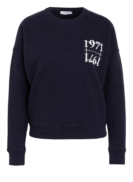 REISS Sweatshirt LEYA, Farbe: DUNKELBLAU (Bild 1)