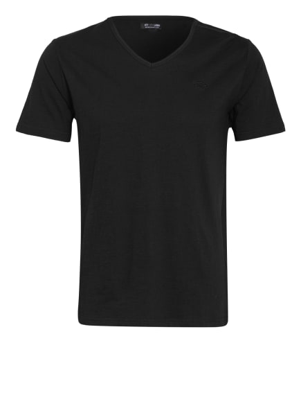 KEY LARGO T-Shirt SUGAR, Farbe: SCHWARZ (Bild 1)