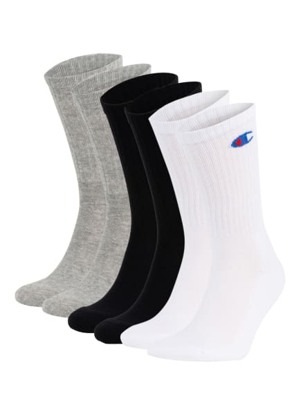 Champion 6er-Pack Socken, Farbe: 3052 97X MIX (Bild 1)