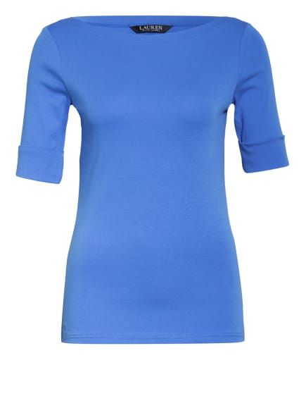 LAUREN RALPH LAUREN T-Shirt, Farbe: BLAU (Bild 1)