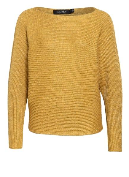 LAUREN RALPH LAUREN Pullover VINZIA, Farbe: GOLD (Bild 1)