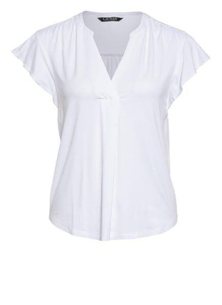 LAUREN RALPH LAUREN T-Shirt HAJI, Farbe: WEISS (Bild 1)