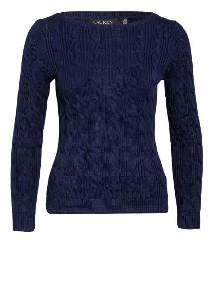 LAUREN RALPH LAUREN Pullover, Farbe: DUNKELBLAU (Bild 1)
