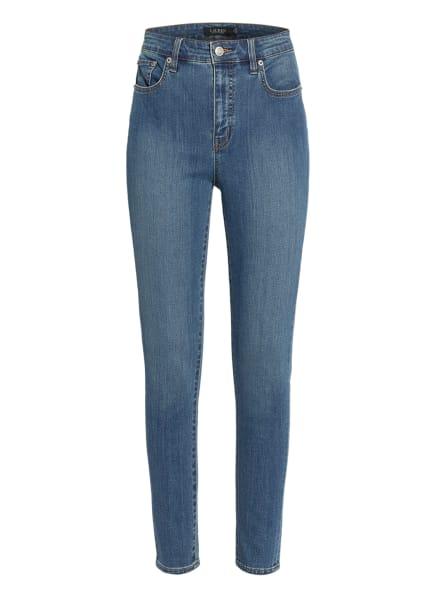 LAUREN RALPH LAUREN Skinny Jeans, Farbe: 001 OCEAN BLUE WASH (Bild 1)