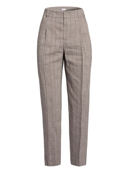 BRUNELLO CUCINELLI Hose mit Leinen, Farbe: TAUPE/ HELLBRAUN (Bild 1)