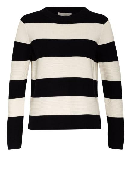 HOBBS Pullover CLEO, Farbe: DUNKELBLAU/ ECRU (Bild 1)