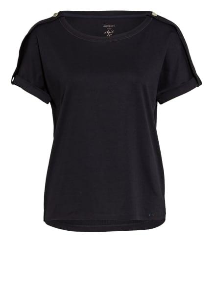 MARC CAIN T-Shirt, Farbe: 395 MIDNIGHT BLUE (Bild 1)