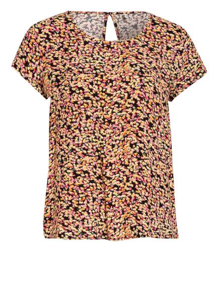 ONLY T-Shirt , Farbe: SCHWARZ/ GELB/ ROSA (Bild 1)