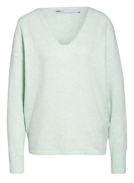 ONLY Pullover , Farbe: HELLGRÜN (Bild 1)
