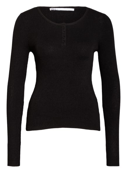 ONLY Pullover , Farbe: SCHWARZ (Bild 1)