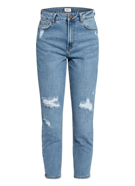 ONLY 7/8-Jeans, Farbe: MEDIUM BLUE DENIM (Bild 1)