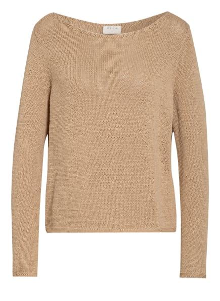 VILA Pullover VISINOA, Farbe: BEIGE (Bild 1)