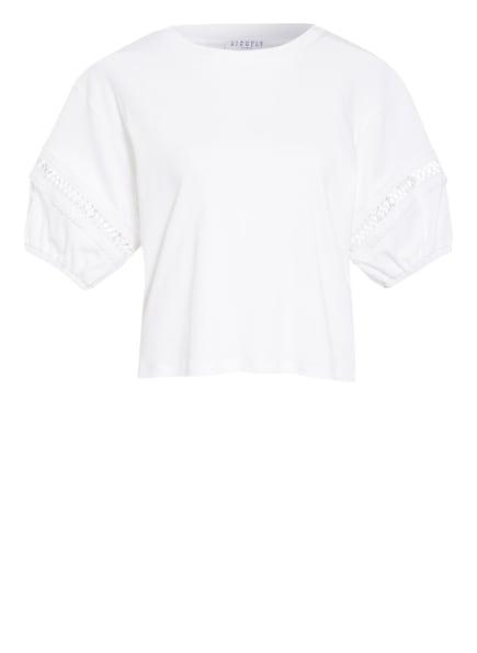 CLAUDIE PIERLOT Shirt TAMIA mit 3/4-Arm, Farbe: WEISS (Bild 1)