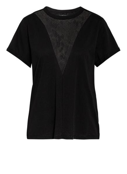Chantal Thomass Lounge-Shirt ATTITUDE, Farbe: SCHWARZ (Bild 1)