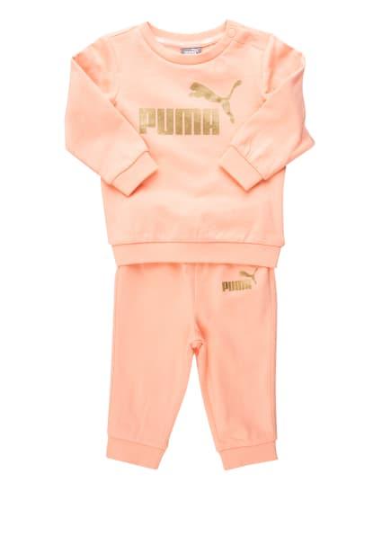 PUMA Set: Sweatshirt und Sweatpants, Farbe: ROSA (Bild 1)