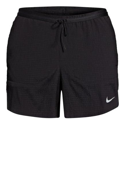 Nike Laufshorts FLEX STRIDE RUN DIVISION , Farbe: SCHWARZ (Bild 1)