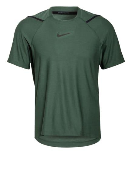 Nike T-Shirt PRO, Farbe: GRÜN (Bild 1)