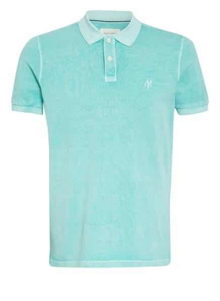 Marc O'Polo Piqué-Poloshirt Regular Fit, Farbe: MINT (Bild 1)