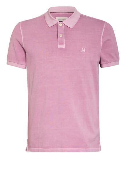 Marc O'Polo Piqué-Poloshirt Regular Fit, Farbe: ROSA (Bild 1)